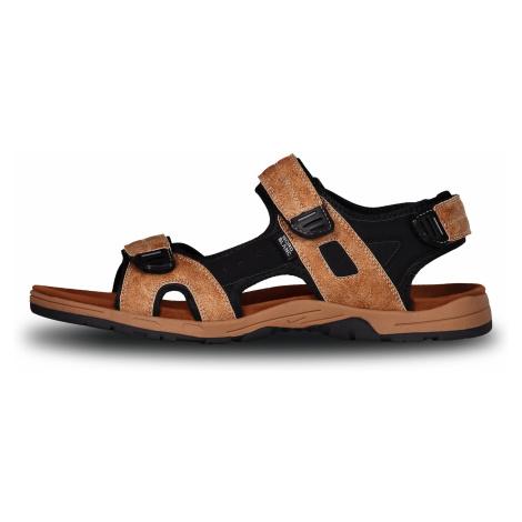 Nordblanc Thong pánské sandály béžové