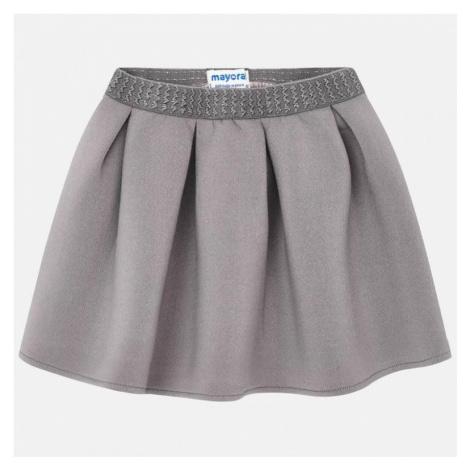 Dívší sukně MAYORAL 4910 šedá | šedá