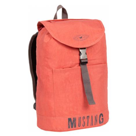 Mustang Tivoli nylonový batoh lososový 55.102613