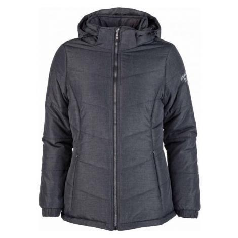 Willard ENA šedá - Dámská prošívaná bunda