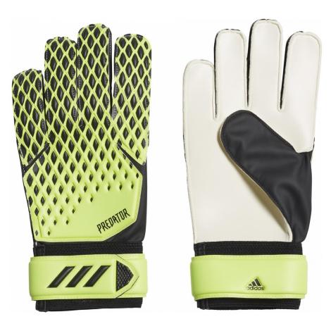 Brankářské rukavice adidas Predator 20 Training Žlutá / Černá