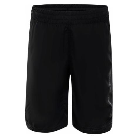 Dětské šortky Alpine Pro JONATHANO 2 - černá