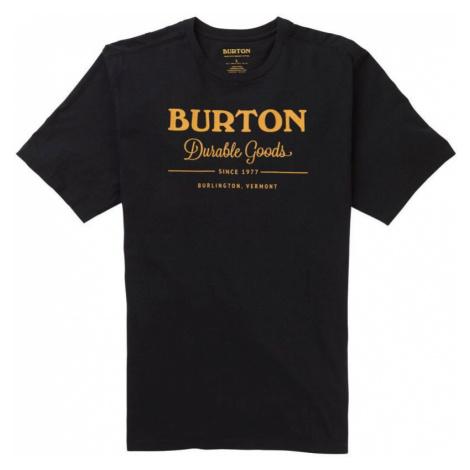 TRIKO BURTON DURABLE GOODS S/S - černá