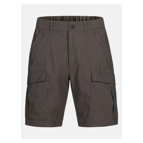 Šortky Peak Performance M Moment Cargo Shorts - Zelená