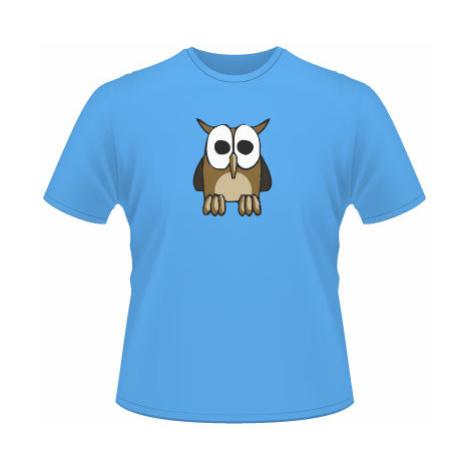 Pánské tričko SuperStar Sova