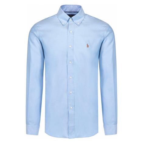 Košile POLO GOLF RALPH LAUREN modrá