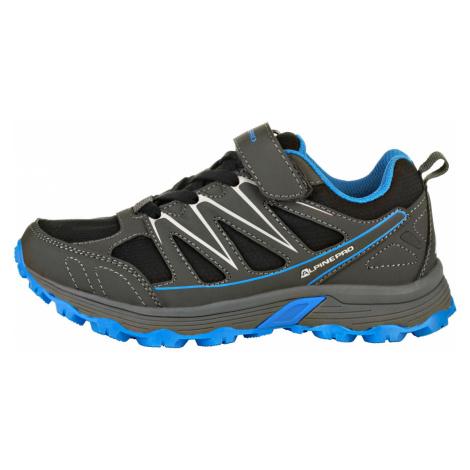 ALPINE PRO RELIUSO Dětská outdoorová obuv KBTR218697 brilliant blue