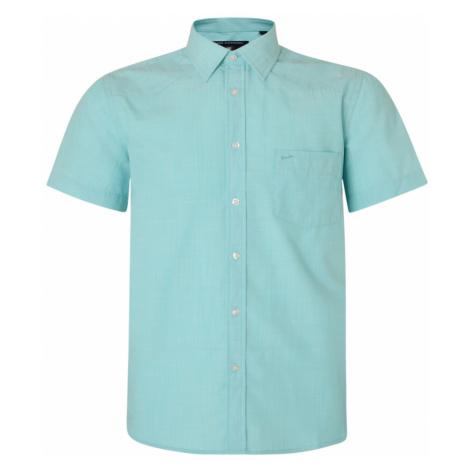 KAM košile pánská KBS 6182 krátký rukáv nadměrná velikost