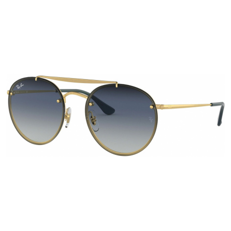 Ray-Ban Blaze Round Double Bridge Blaze Collection RB3614N 91400S