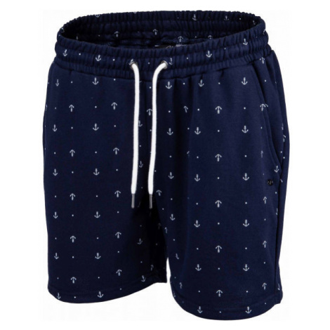 Willard MORNIE modrá - Dámské šortky