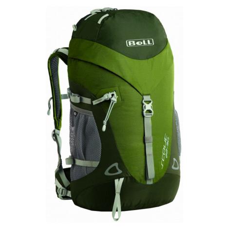 Dětský batoh Boll Scout 22-30 l Barva: zelená