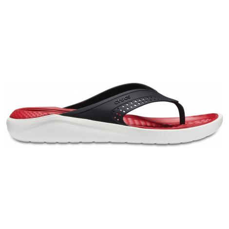 Crocs LiteRide Flip - Black/White