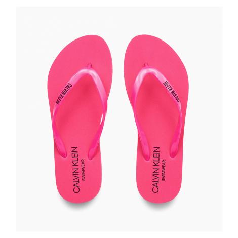 Pantofle KW0KW01032-TZ7 - Calvin Klein