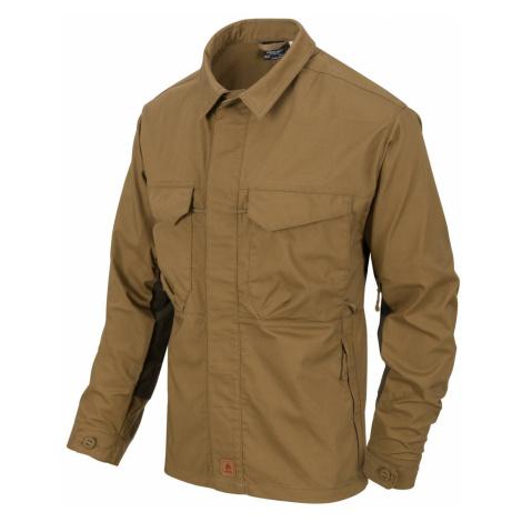 Košile Woodsman Helikon-Tex® – Coyote / Taiga Green