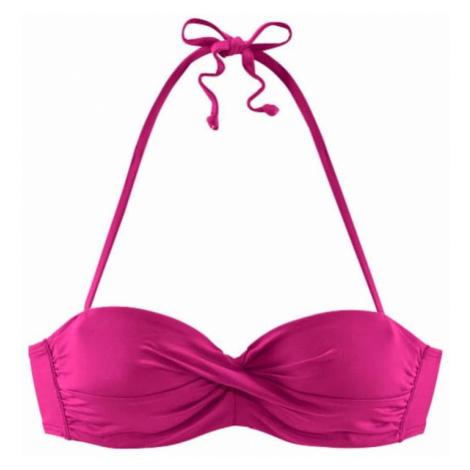 S.Oliver Horní díl plavek 'Spain' pink