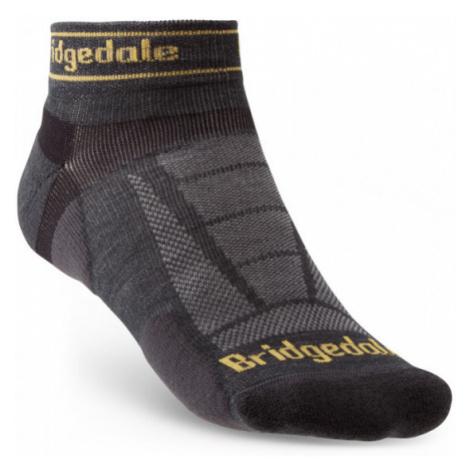 Pánské ponožky Bridgedale Trail Run UL T2 MS Low gunmetal