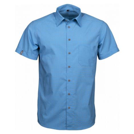 Košile High point Trion SS Shirt blue