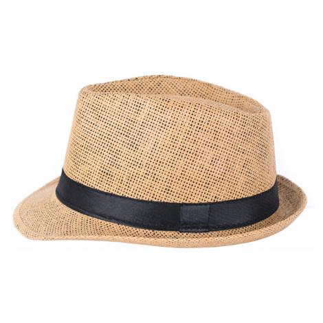 Art of Polo Letní klobouk cz14106 Light Brown cm