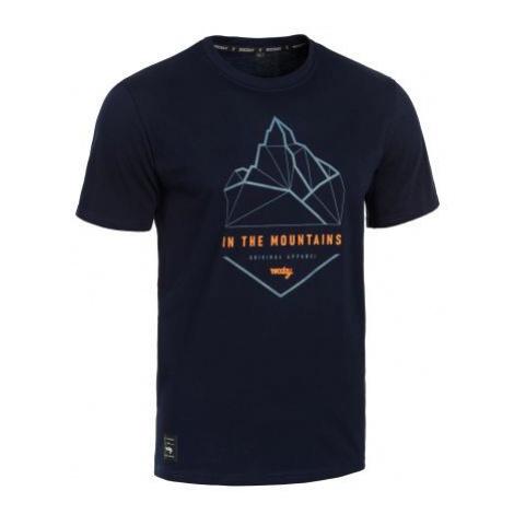 T-shirt Summit Navy Rocday
