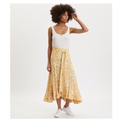 Sukně Odd Molly Adore Skirt - Žlutá