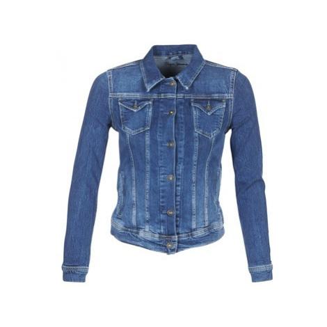 Pepe jeans THRIFT Modrá