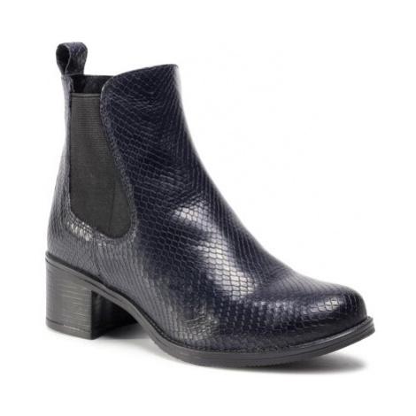 Kotníkové boty Lasocki ARC-BLANKA-03 Přírodní kůže (useň) - Lícová