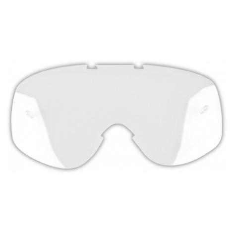 Náhradní Sklo K Moto Brýlím W-Tec Major Kouřové