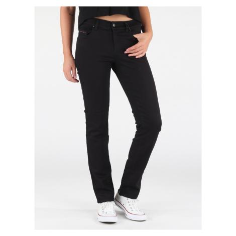 Džíny Diesel Sandy L.32 Pantaloni Černá