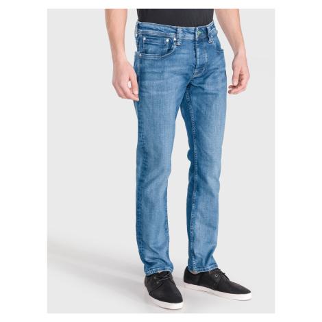 Cash Jeans Pepe Jeans Modrá