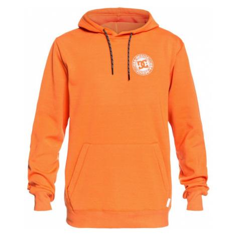MIKINA DC SNOWSTAR PO - oranžová