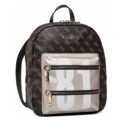 Guess GUESS dámský hnědý batoh CALEY LARGE