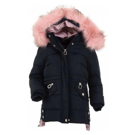 Dívčí bunda Nature - černá