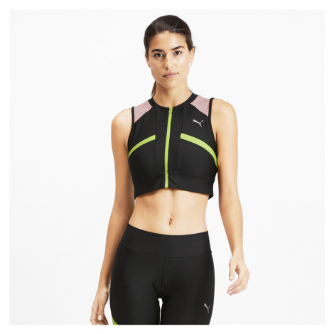 Chase FZ Crop Top
