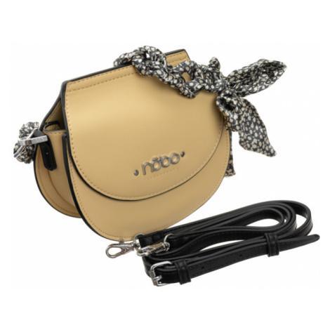 Mini dámská kabelka NOBO malá taška podkova, ekologická kůže