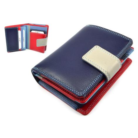 Kožená malá dámská peněženka Golunski