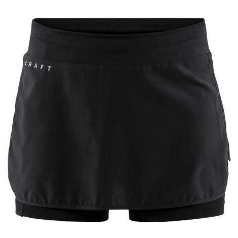 Craft CHARGE W černá - Dámská funkční sukně