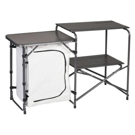 Skládací stolek Husky Moky Barva: šedá