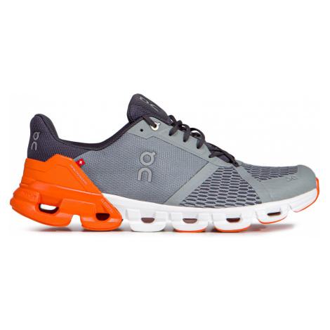 Běžecké boty On Running CLOUDFLYER MAN oranžová|šedá