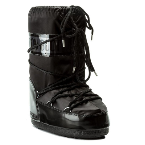 Sněhule MOON BOOT - Glance 14016800003 Nero M