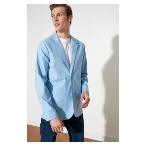 Trendyol Blue Men's Jacket