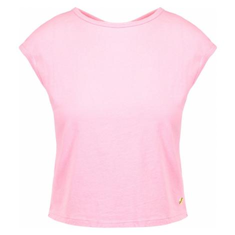 Tričko Deha HYPE růžová