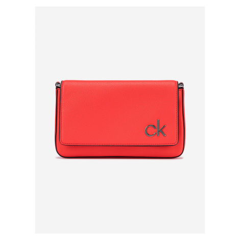 Ew Flap Cross body bag Calvin Klein Červená
