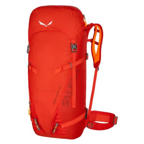Batoh Salewa Apex Guide 45 Barva: červená
