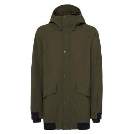 O'Neill PM DECODE-BOMBER JACKET tmavě zelená - Pánská zimní bunda