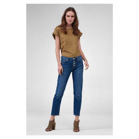 Slim džíny se zvýšeným pasem Orsay