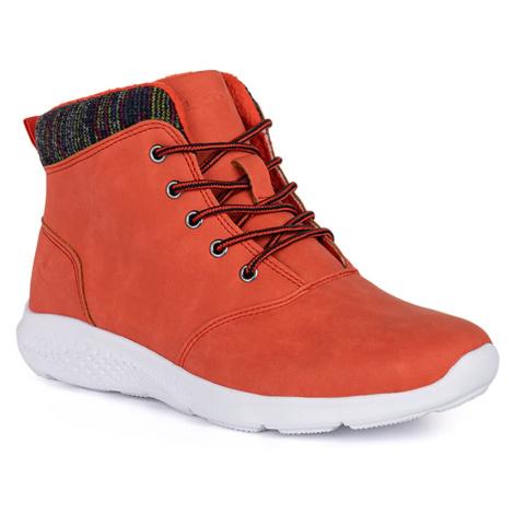 YSTERA women's winter boots red LOAP