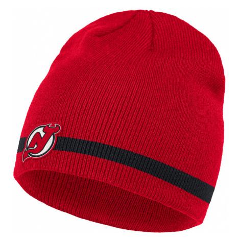 Zimní čepice adidas Coach Beanie NHL New Jersey Devils