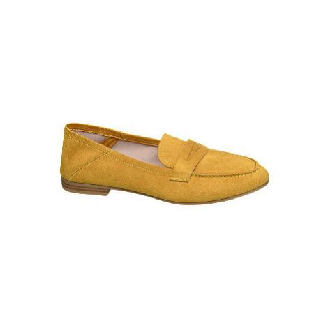 Žluté mokasíny Graceland