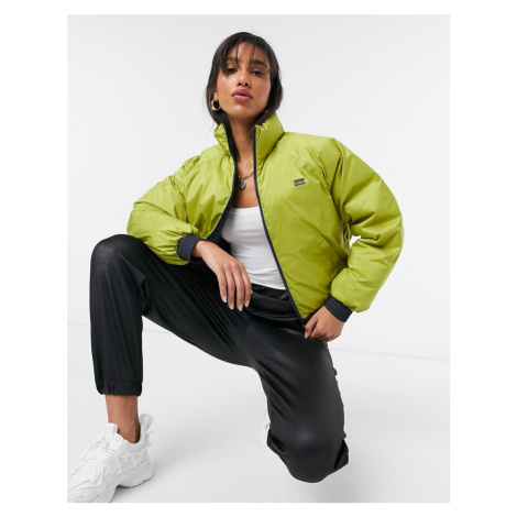 Levi's Lydia reversible puffer jacket in yellow Levi´s