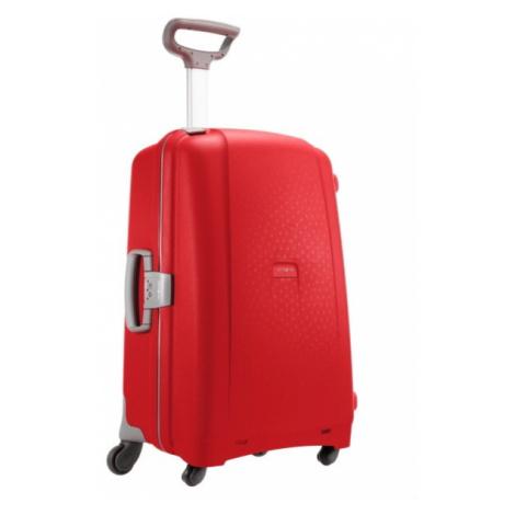 Samsonite Cestovní kufr Aeris Spinner D18 87,5 l - červená